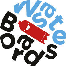 Wasteboards logo